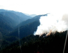 The Wooley Fire