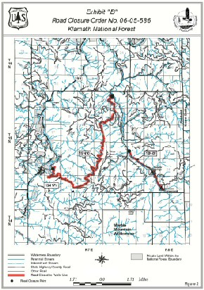 Road To Sulphur Springs Closed