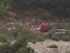 Independence Bridge Helicopter Crash